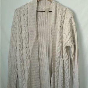 Matilda Jane cream beige cardigan